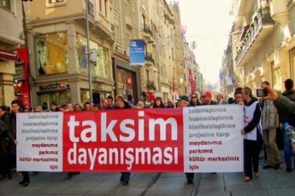 Taksim Yayalaştırılma Projesine İtiraz
