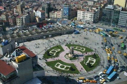 Taksim'de Yeni Düzen!