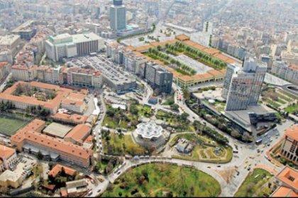 Taksim'e 'tarihi' engel!