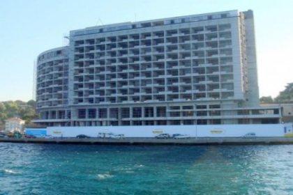 Tarabya Oteli'nin ruhsatı var mı?