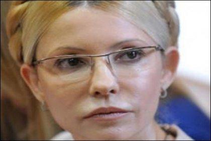 Timoşenko Rusça'ya sert çıktı