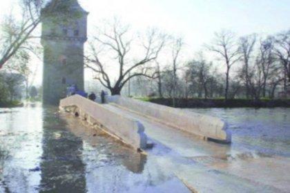 Tunca ve Meriç nehirlerinin debileri normale döndü