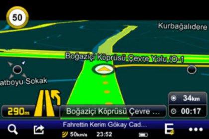 Turkcell'den yol bilgisi