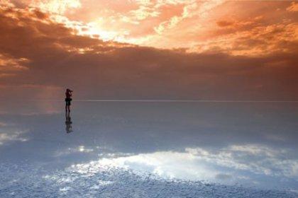Tuz Gölü'nde güzellik turizmi