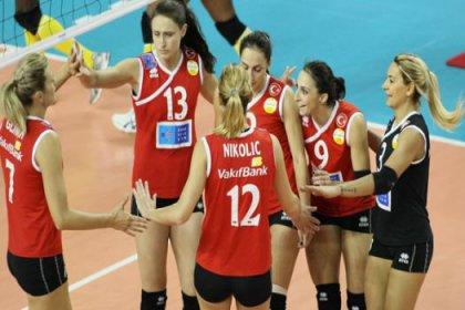 Vakıfbank'ın harika kızları finalde