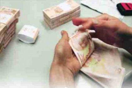 Vergi tahsilatının yüzde 44'ü İstanbul'dan