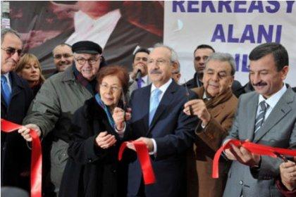 ''Yörük Ali Efe Parkı'' açıldı