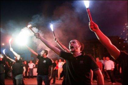 Yunanistan'da ırkçı saldırılar