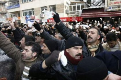 Zamlar protesto edildi