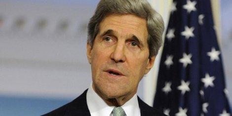 ABD Dışişleri Bakanı Kerry: Esad birçok kez kimyasal silah kullandı
