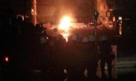 Antakya'da mevlid sonrası olaylar çıktı