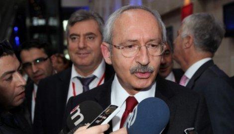 Kılıçdaroğlu: Baykal'ın konuşması normal, duyarlılıklarımızı anlattı