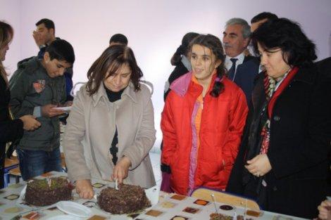 Selvi Kılıçdaroğlu, Engellileri yine Unutmadı