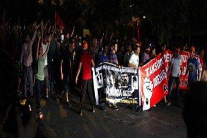 Adana'da Gezi direnişi
