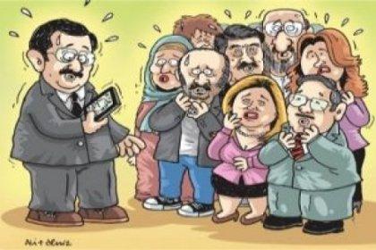 Akil İnsanlara vize yasağı Gırgır'a kapak oldu
