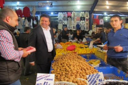 Aktuna: ''Halk seçerse Bakırköy'ü Gezi ruhuyla yöneteceğim''