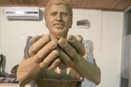 Ali İsmail Korkmaz'ın heykeli dikiliyor