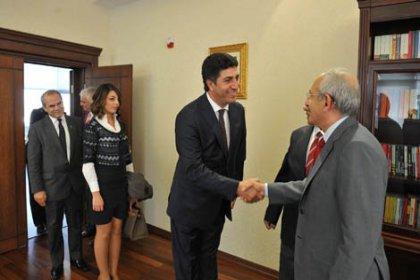 Anadolu Birliği Kılıçdaroğlu'nu ziyaret etti