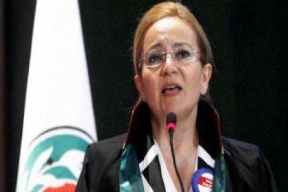 Ankara Barosu'nun ilk kadın başkanı Sema Aksoy seçildi