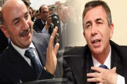 Ankara'da AKP'ye karşı DP formülü