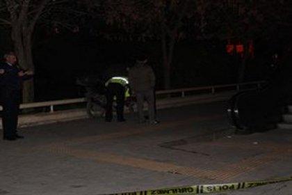 Başkentte motosiklette bomba araması