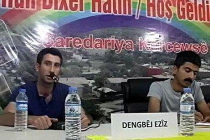 Batman Gercüş'te Kürtçe afişe para cezası