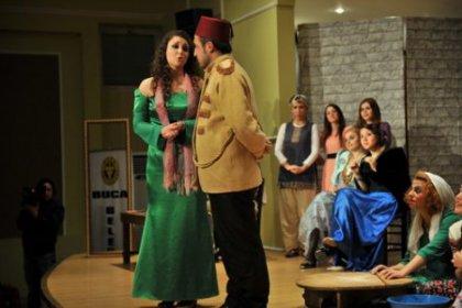 Buca'da tiyatro esintileri
