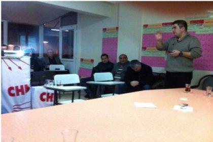 CHP projelerini Derince'de de geliştiriyor