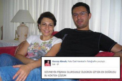Cinayeti 2 gün önce sosyal medyadan yazmış