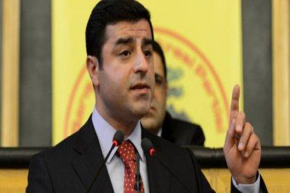 Demirtaş: Anayasaya Özerk Kürdistan yazsalar bile, başkanlık sistemine evet demeyiz
