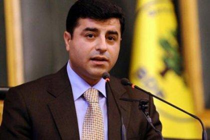 Demirtaş: Kandil'in, Öcalan'ın çözüm fikirleriyle ilgili tereddütü yok