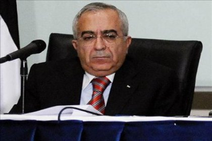 Filistin Başbakanı Feyyad istifa etti