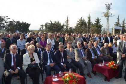 Gökhan Günaydın, Mezitli Şehitler Parkı'nın açılışına katıldı