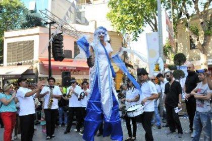 Kadıköy'de tarihi çarşı festivali