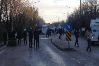 ODTÜ'deki 'Dicle eylemi'ne polis müdahale etti