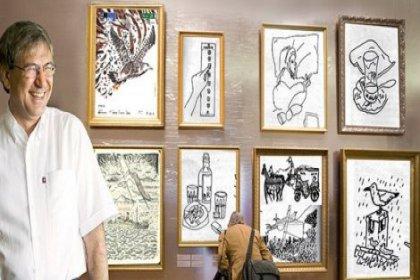 Orhan Pamuk: Resim yapma isteği cinsel istek gibi