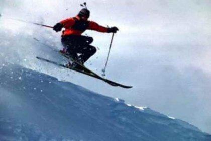 Palandöken ve Bayraktepe'de kayak keyfi