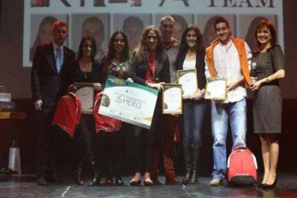 Şiddet mağduru kadınlar için proje uluslararası ödül getirdi