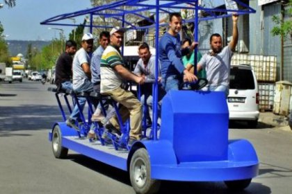 Turizmde 'City Bike' dönemi