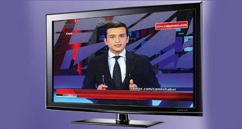 Cem TV yayınına durdurma: Suçu seçim anketi yayınlamak