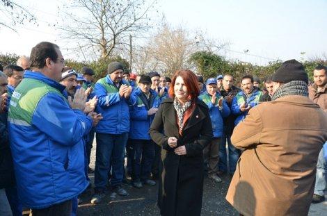 Handan Toprak, 'Belediye çalışanları işten çıkarılmayacak'