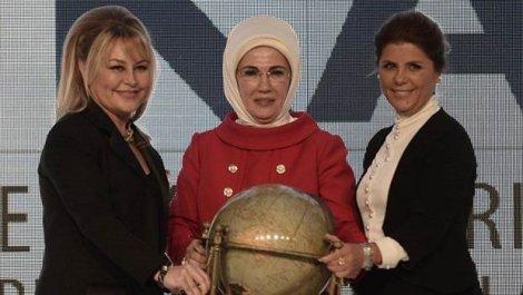 'Türkiye'nin kadınları da bir umuttur'