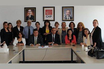 CHP Samsun İl Kadın Kolları'ndan Gürsel Tekin'e ziyaret