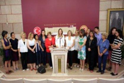 CHP'li Nazlıaka kadın cinayetlerinde rakam verdi