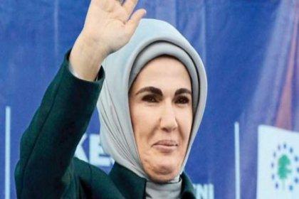 Emine Erdoğan haberine yalanlama geldi