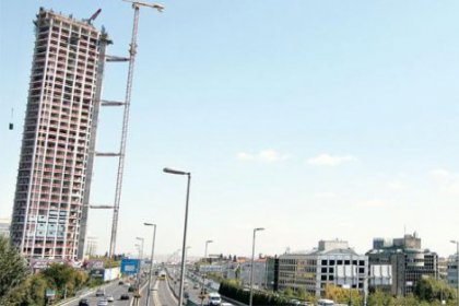 'Engellenmeyen' yükseliş; Nurol Tower