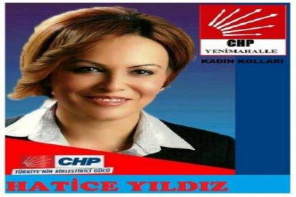 Hatice Yıldız, CHP Yenimahalle Kadın kolları başkanlığına aday