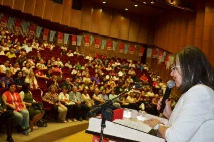 Hatice Yıldız, CHP Yenimahalle Kadın kolları başkanı oldu