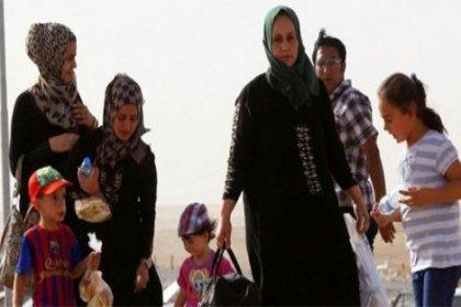 Iraklı kadınlar IŞİD tecavüzünden kaçıyor