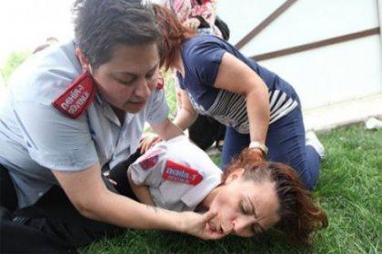 İrfan Şahinbaş Atölyesi'nde arbede: 1 kadın kalp krizi geçirdi
